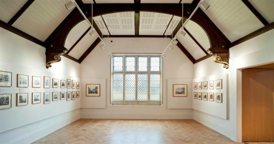 Maidstone Museum & Bentlif Art Gallery: Great new exhibition spaces