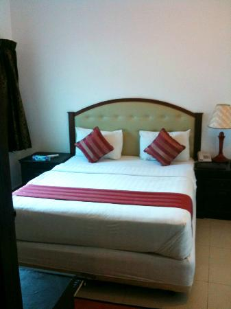 City Centre Hotel: One of the most comfortable beds in my Asian travels