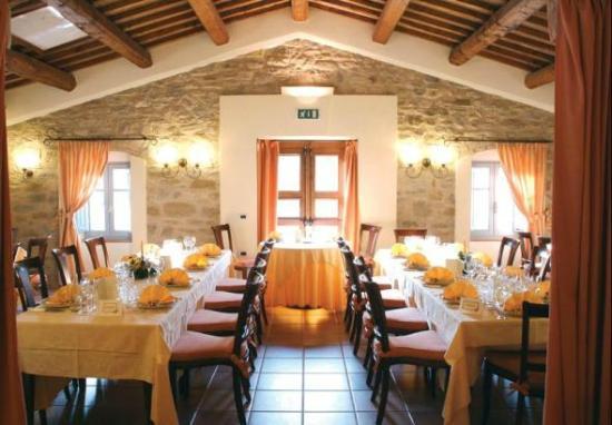 Borgo Le Terre Del Verde: sala ristorante