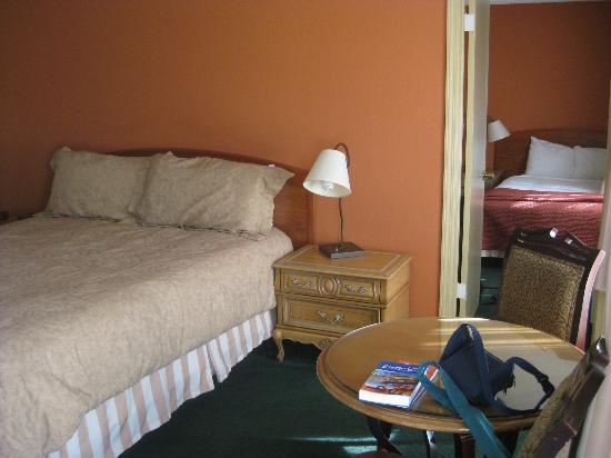 Sandpiper Lodge: Chambre Deluxe