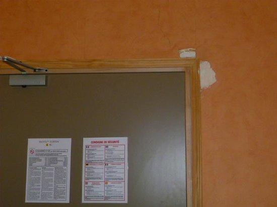 Logis Toppin Cavaillon Luberon : chambre 1