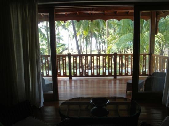 Yoma Cherry Lodge: Veranda, Garden Pavilion, first floor