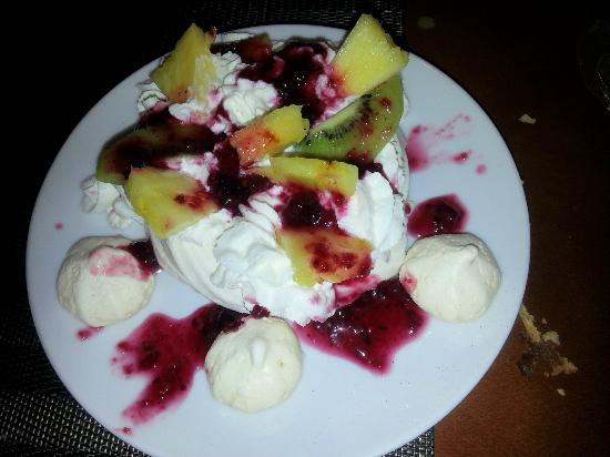 Restaurante Coleccao d'Aromas: Pavlova