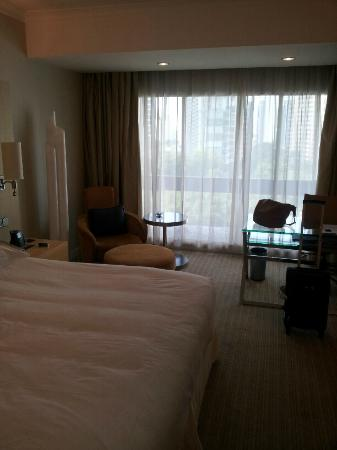 新加坡希爾頓酒店照片