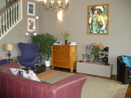 Primrose Valley Hotel: Lounge area