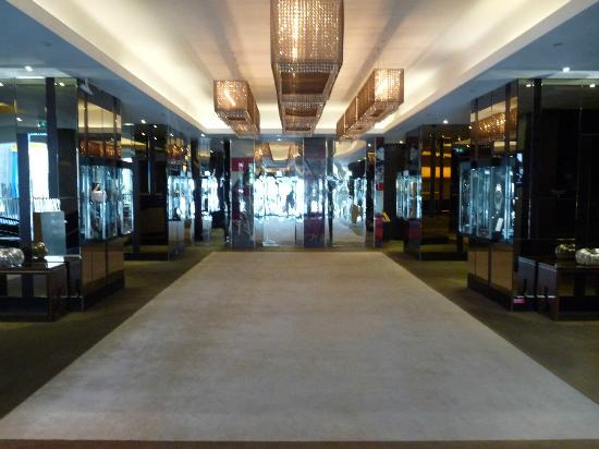 Porto Palacio Congress Hotel & Spa: hall d'entrée