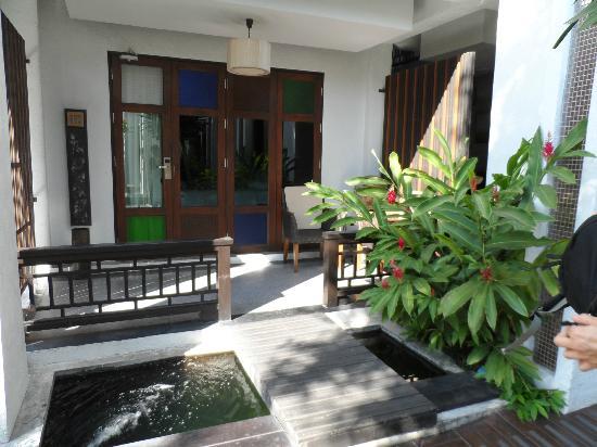De Lanna Hotel, Chiang Mai: Vista stanza 105