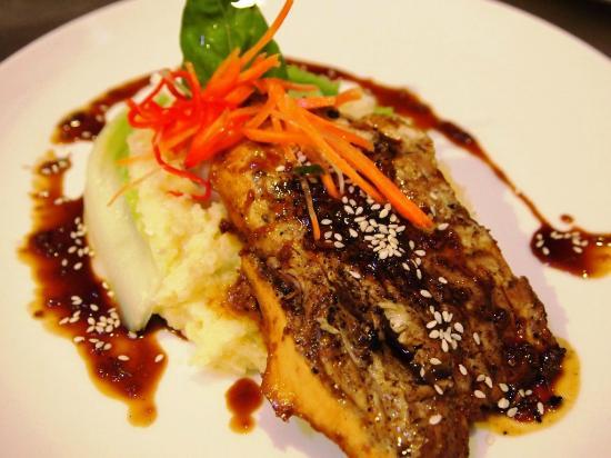 Saren Indah Restaurant: Tuna Teriyaki