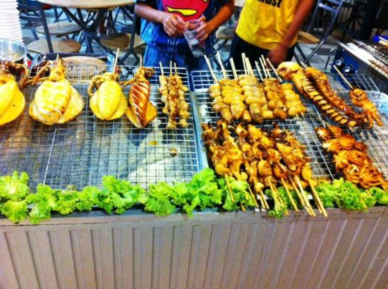 There are street food too picture of asiatique the for Asiatique cuisine
