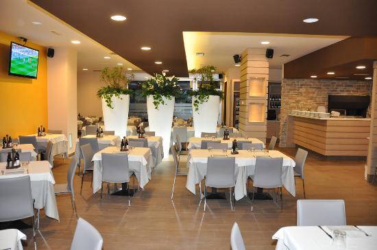 ALFIO Ristorante Pizzeria Bar: Sala Principale