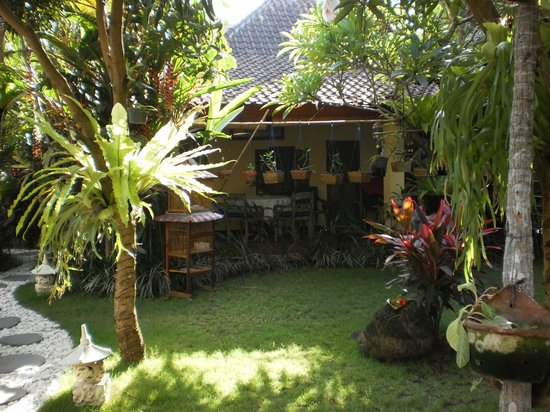 Villa Kaja: Bungalow