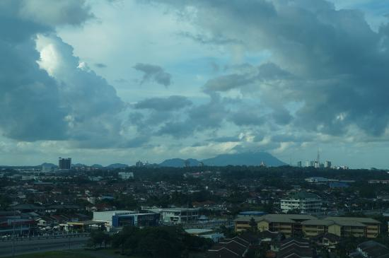 Century Kuching Hotel: awesome view