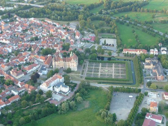 Hotel am Schlosspark: Direkt am Schloss am rand der Altstadt
