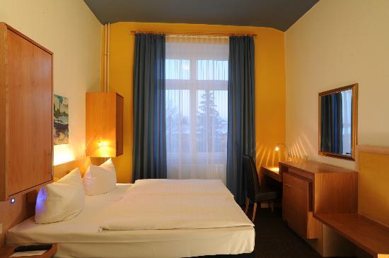 Hotel am Schlosspark: Geschmackvole Zimmer erwarten Sie