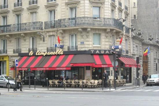 Restaurant Campanella Paris