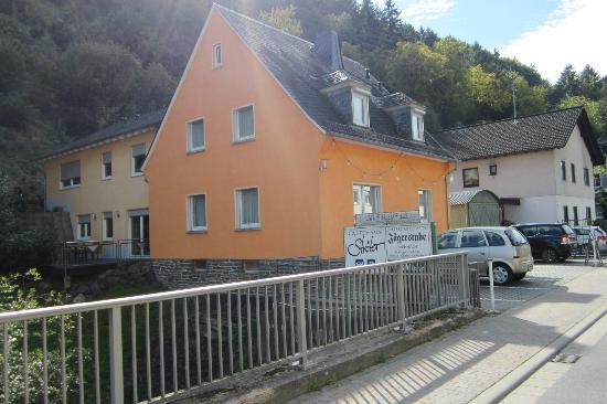 Hotel Burg-Stahleck: Unser Gästehaus Blücherstr.71