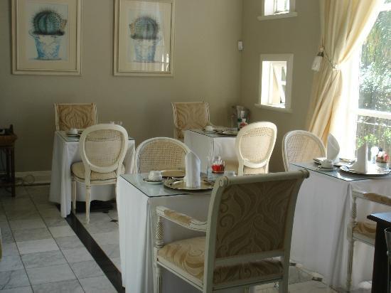 Valdior: Hotel dining area