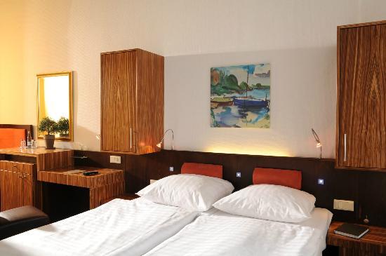 Hotel am Schlosspark: Geschmackvolle Zimmer mit jedem Komfort