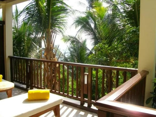 Centara Grand Beach Resort & Villas Krabi: View from balcony