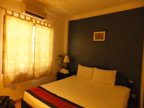 I Lodge: double room