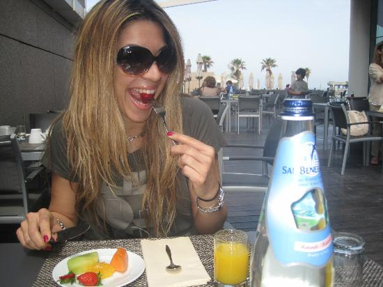 InterContinental David Tel Aviv: breakfast!