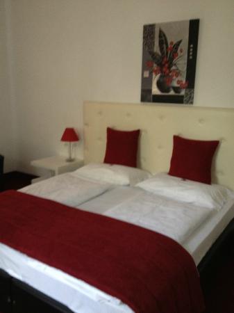 Grand Hotel Bellevue: Zimmer