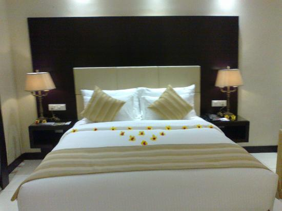 Puvar, India: Premium deluxe bedroom
