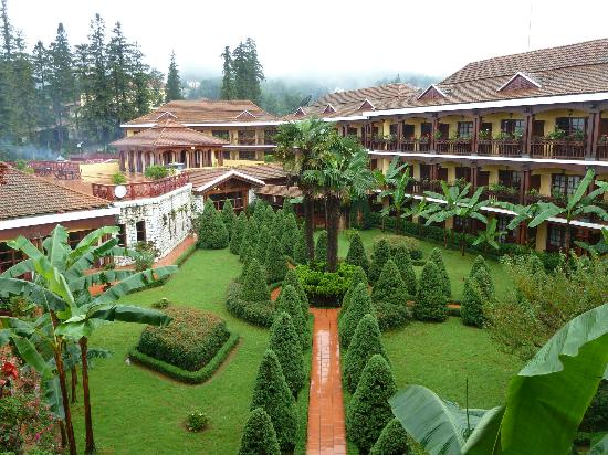 Victoria Sapa Resort and Spa: A destination in itself
