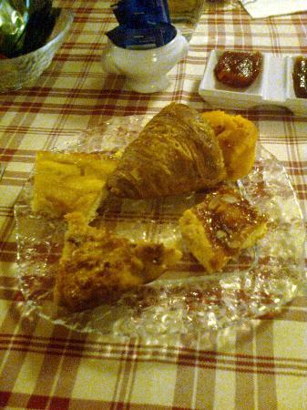 La Bandita Hotel Siena: colazione