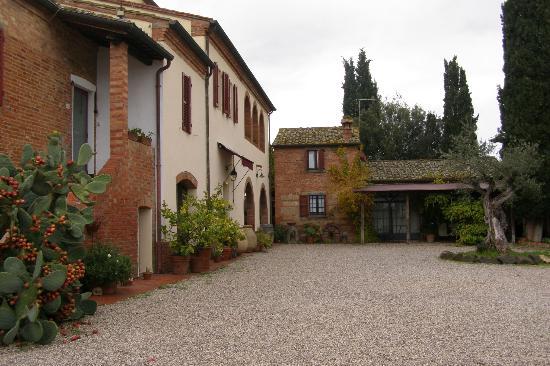 La Bandita Hotel Siena: locanda la bandita