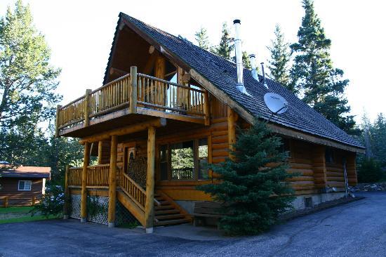 Overlander Mountain Lodge: Cottage privato