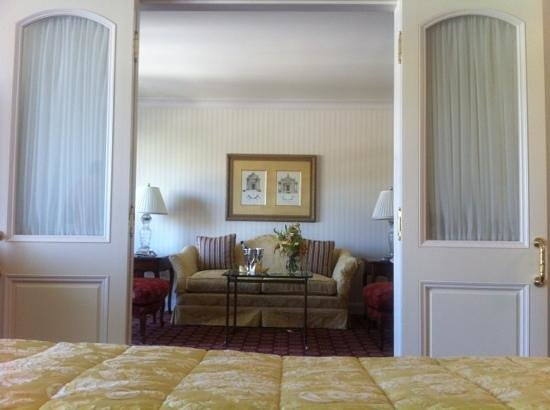 Grand America Hotel: Suite