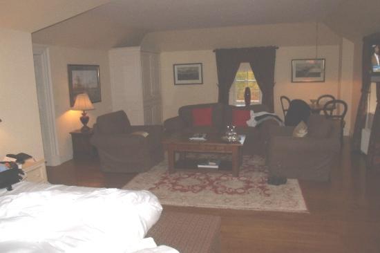 Archerfield House: Suite im Nebenhaus