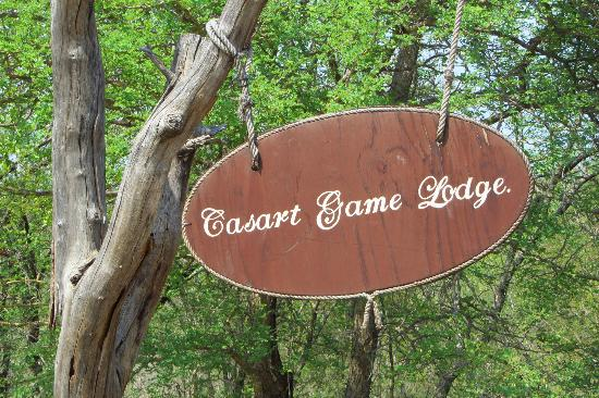 Casart Game Lodge : We found it !