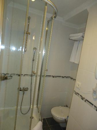 BEST WESTERN Amber Hotel: Bathroom