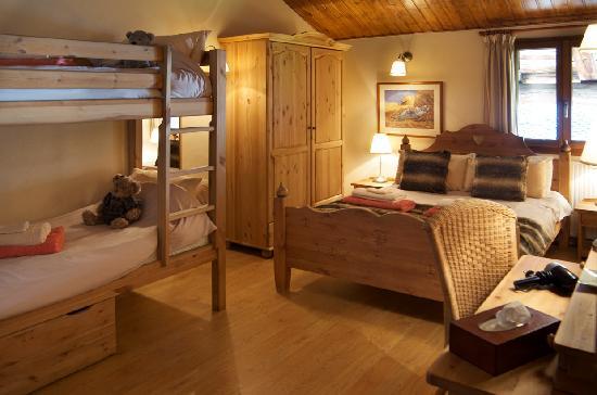 The Barn : Chalet La Ferme Room 4