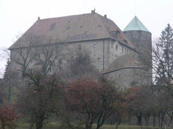 Hotel Burg Colmberg: the Colmberg Castle