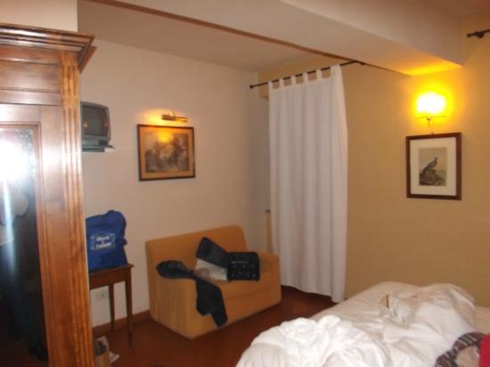 Hotel Scilla : CAMERA