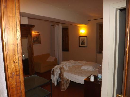 Hotel Scilla: CAMERA