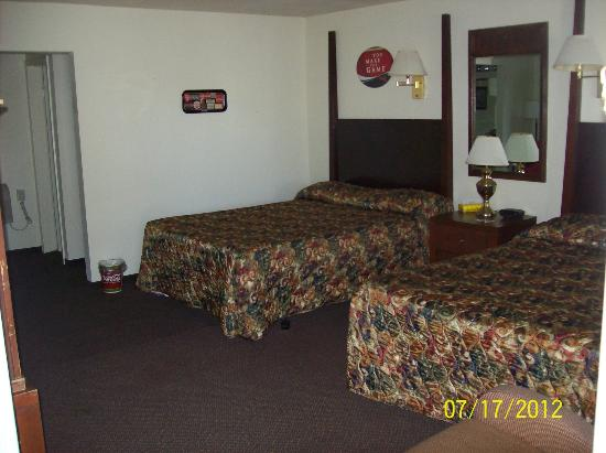 Country Vintage Inn Inc: Double Room