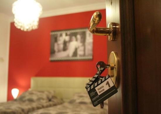 La Dolce Vita Barberini : Room 1 - Entrance