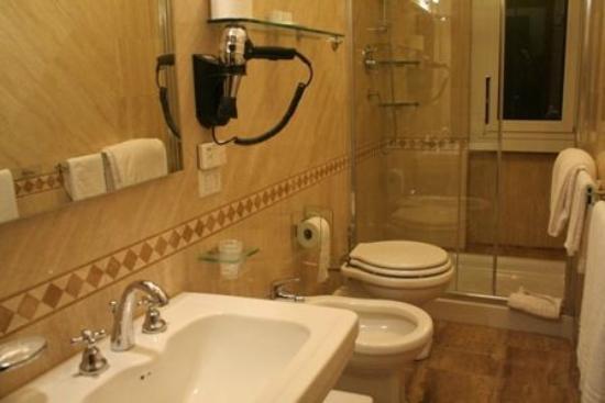 La Dolce Vita Barberini : Bathroom
