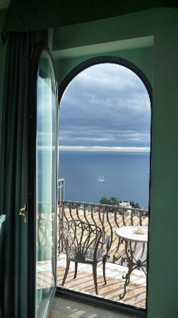 Hotel Villa Ducale: magnifica vista desde la habitacion