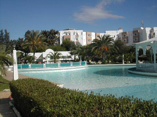 Hotel Club President: Espace piscine