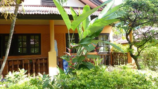 Seascape Beach Resort: notre bungalow, chambre 1er prix