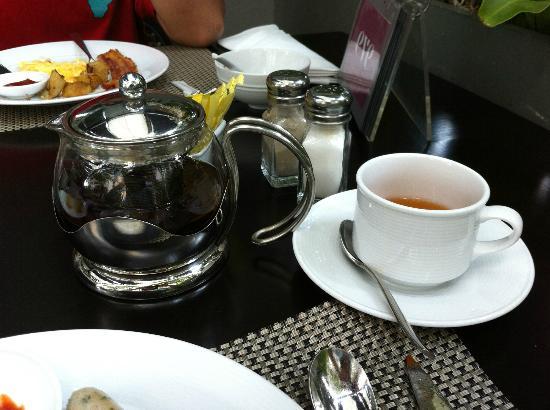 Hansar Bangkok: Breakfast