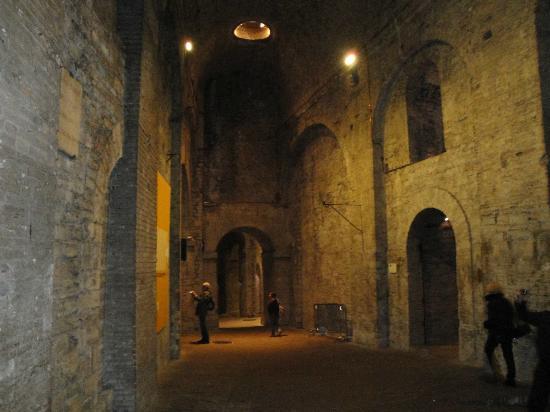 Perugia, Italie : Rocca Paolina