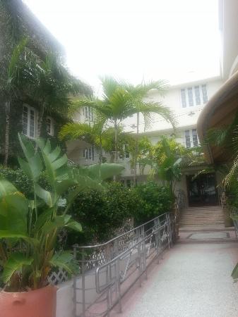 Cardozo Hotel: hotel Cardozo ingresso
