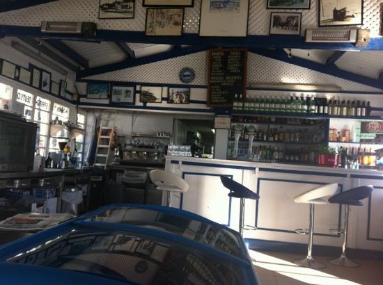 Chiringuito: interior local