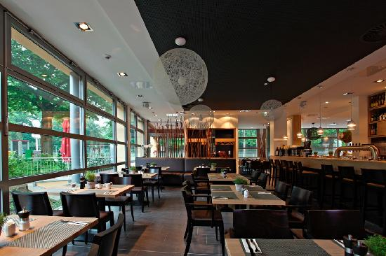 Best Western Amedia Hamburg: Restaurant